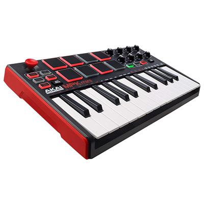 Best akai professional mpk mini mkii 25 key Midi Controller KeyboardBest Midi Controller Keyboard