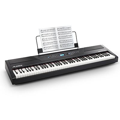 Best Alesis recital pro digital piano Weighted Keyboard 88 Keys