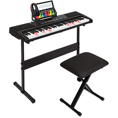 Best choice products 61 key Budget Keyboard Piano