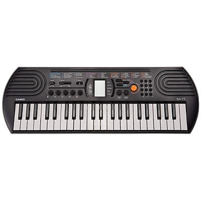 Best casio sa 77 44 key Budget Keyboard Piano