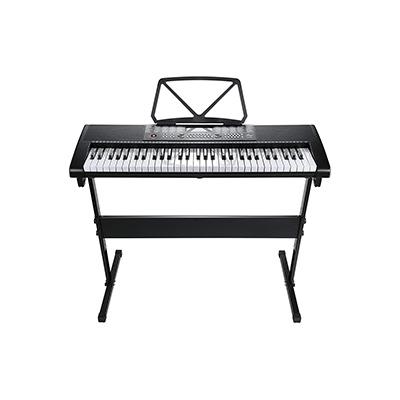 Best ele life el 57 black 61 key Budget Keyboard Piano