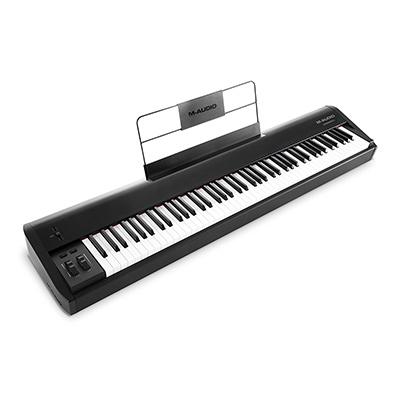 Best M Audio hammer 88 key Weighted Keyboard