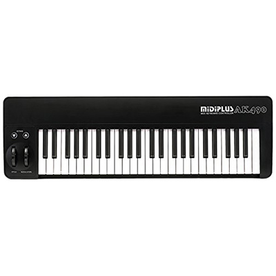 Best midiplus ak490 Midi Controller Keyboard