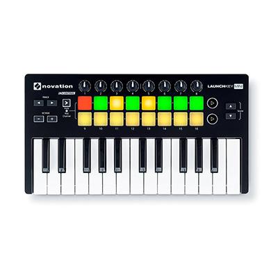Best novation launchkey mini 25 note Midi Controller Keyboard