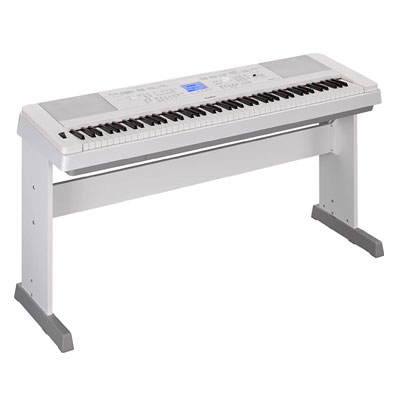 Yamaha DGX-660 88-Key Weighted Action Digital Grand Piano Best Weighted Keyboard 88 Keys