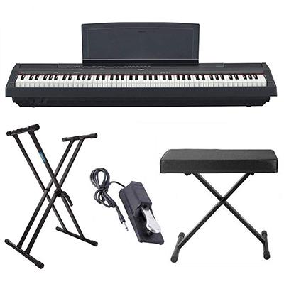 Best yamaha p125 digital piano Weighted Keyboard 88 Keys