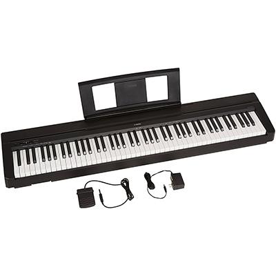 Best Yamaha p71 Weighted Keyboard 88 Keys